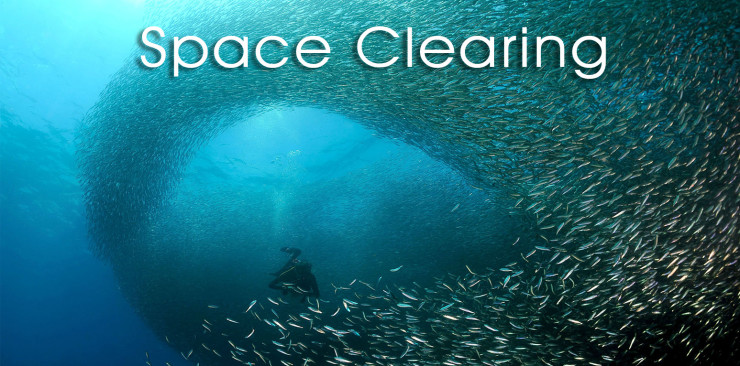 Space Clearing image