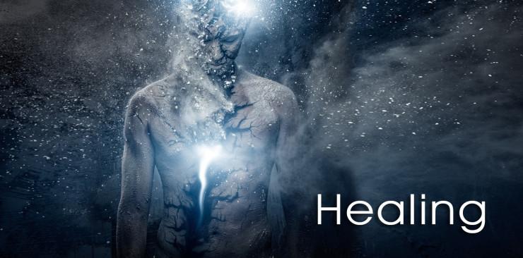 Healing Man pic