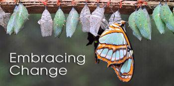 Embracing chnge