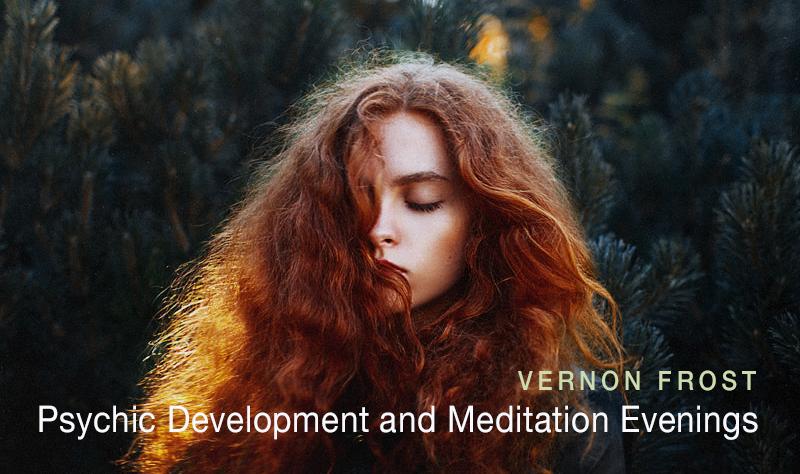 Psychic development photo